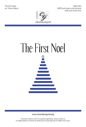 The First Noel (Accompaniment Track)