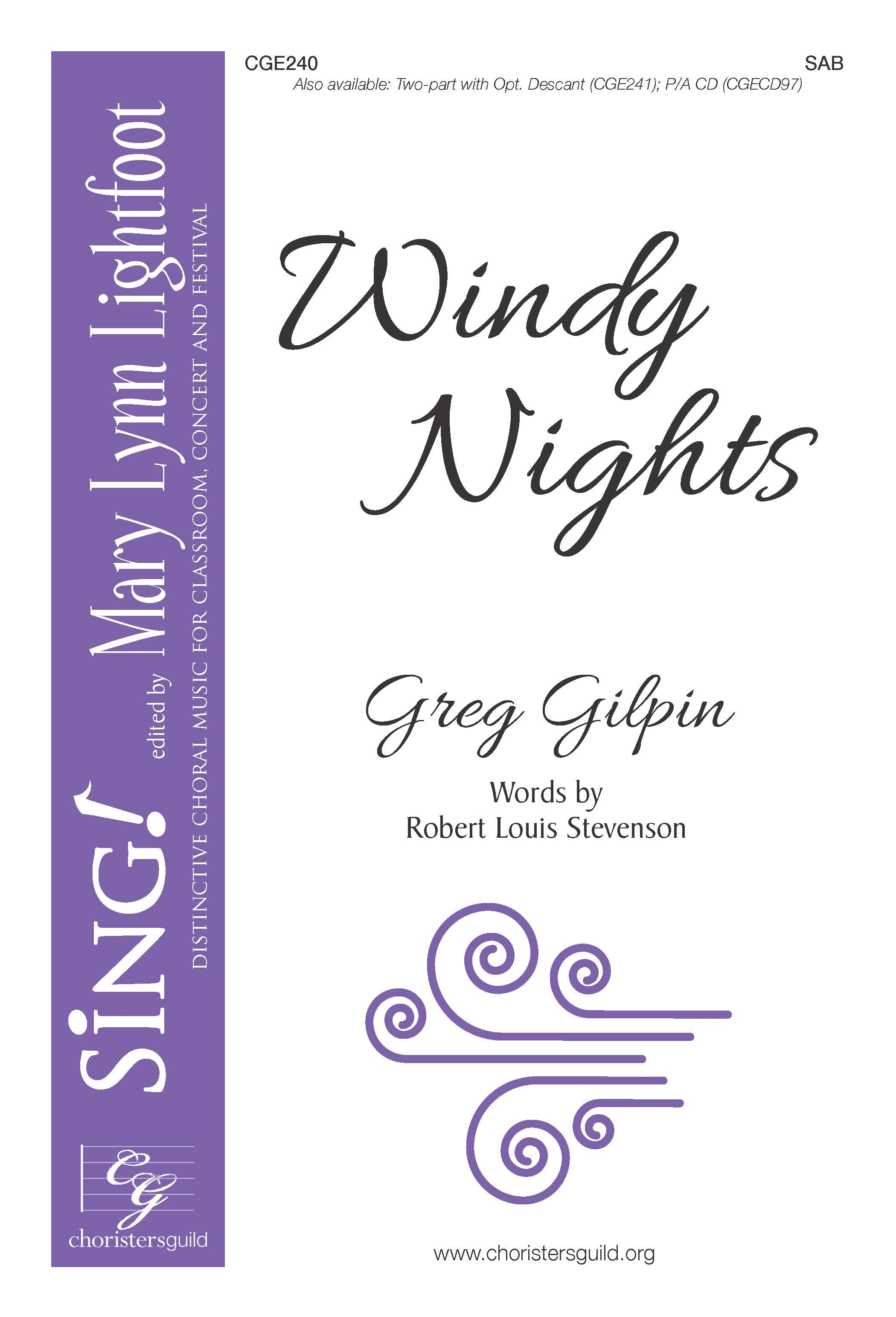 Windy Nights SAB