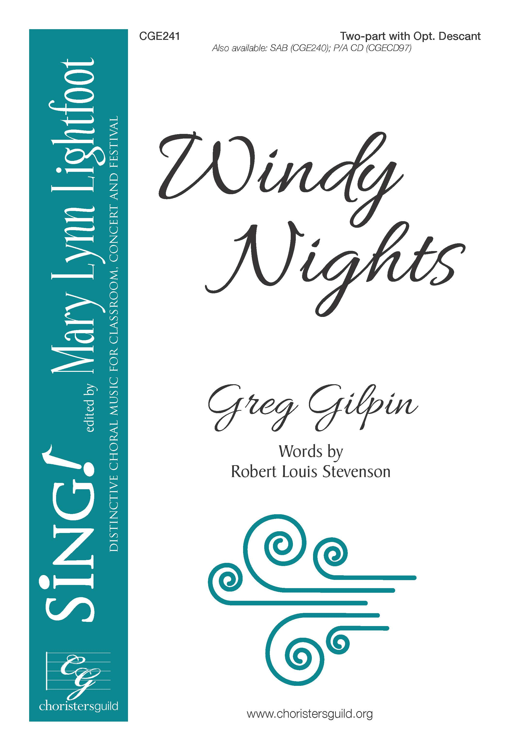 Windy Nights Two-Part
