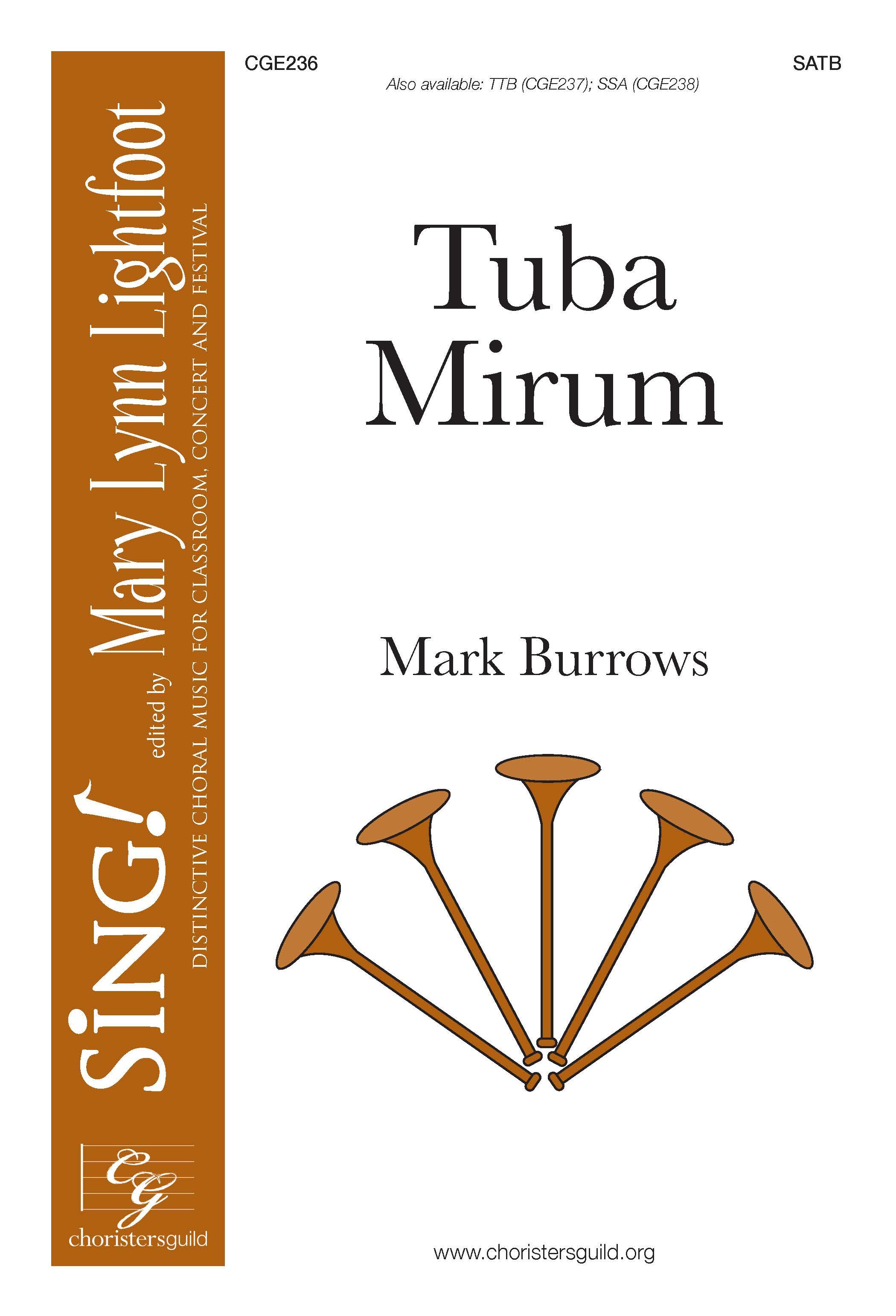 Tuba Mirum SATB