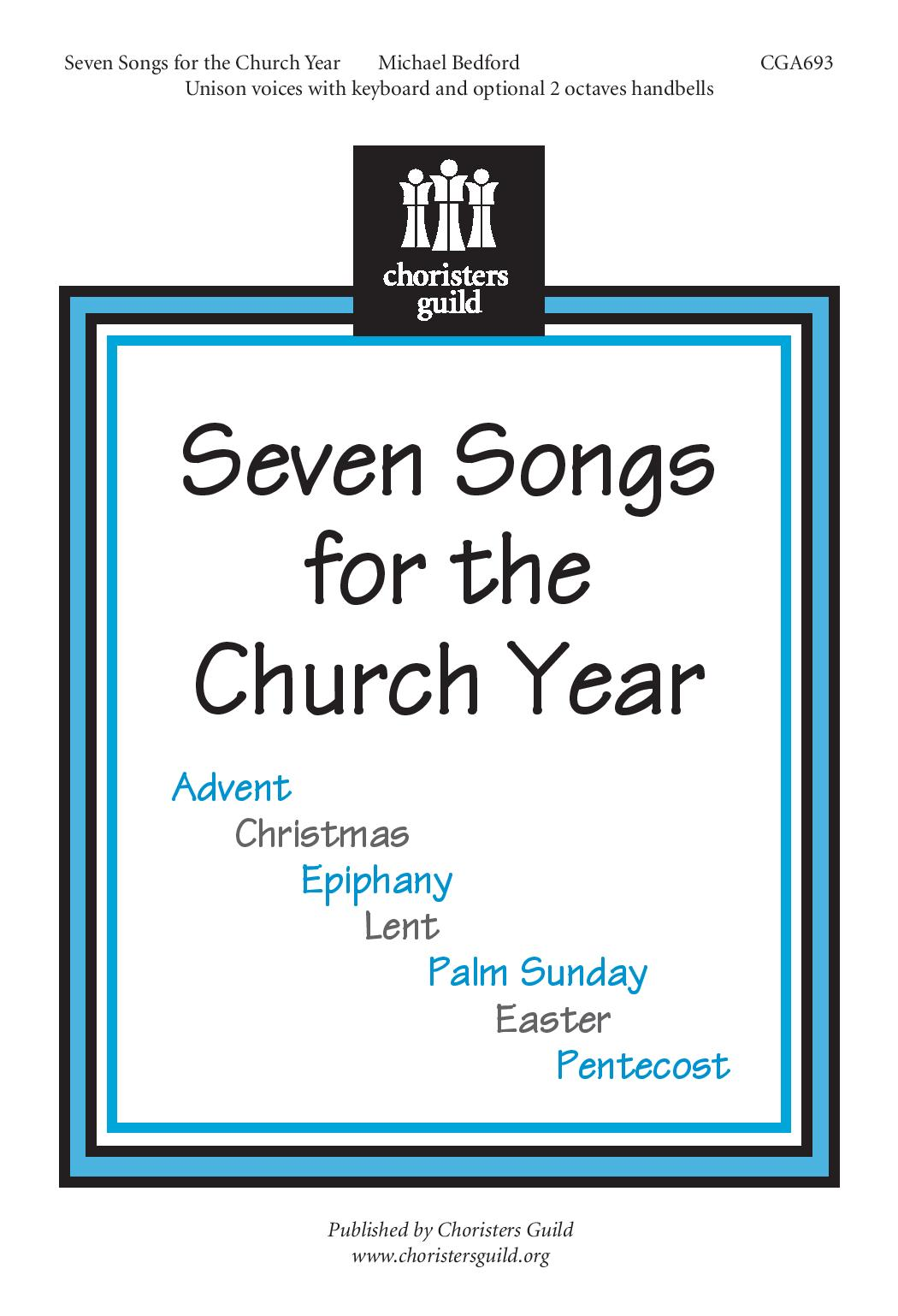 Seven Songs for the Church Year