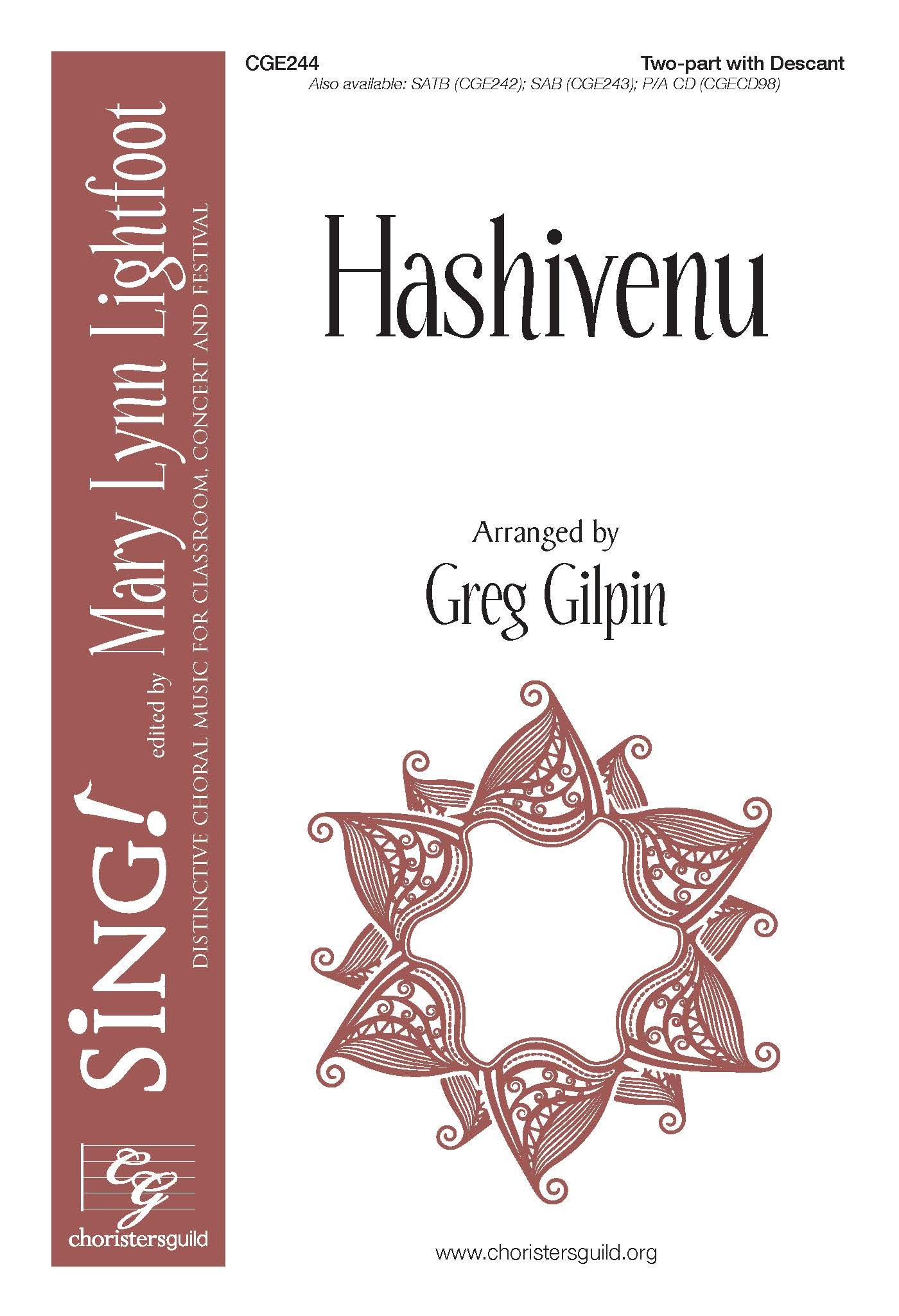 Hashivenu Two-part with Descant