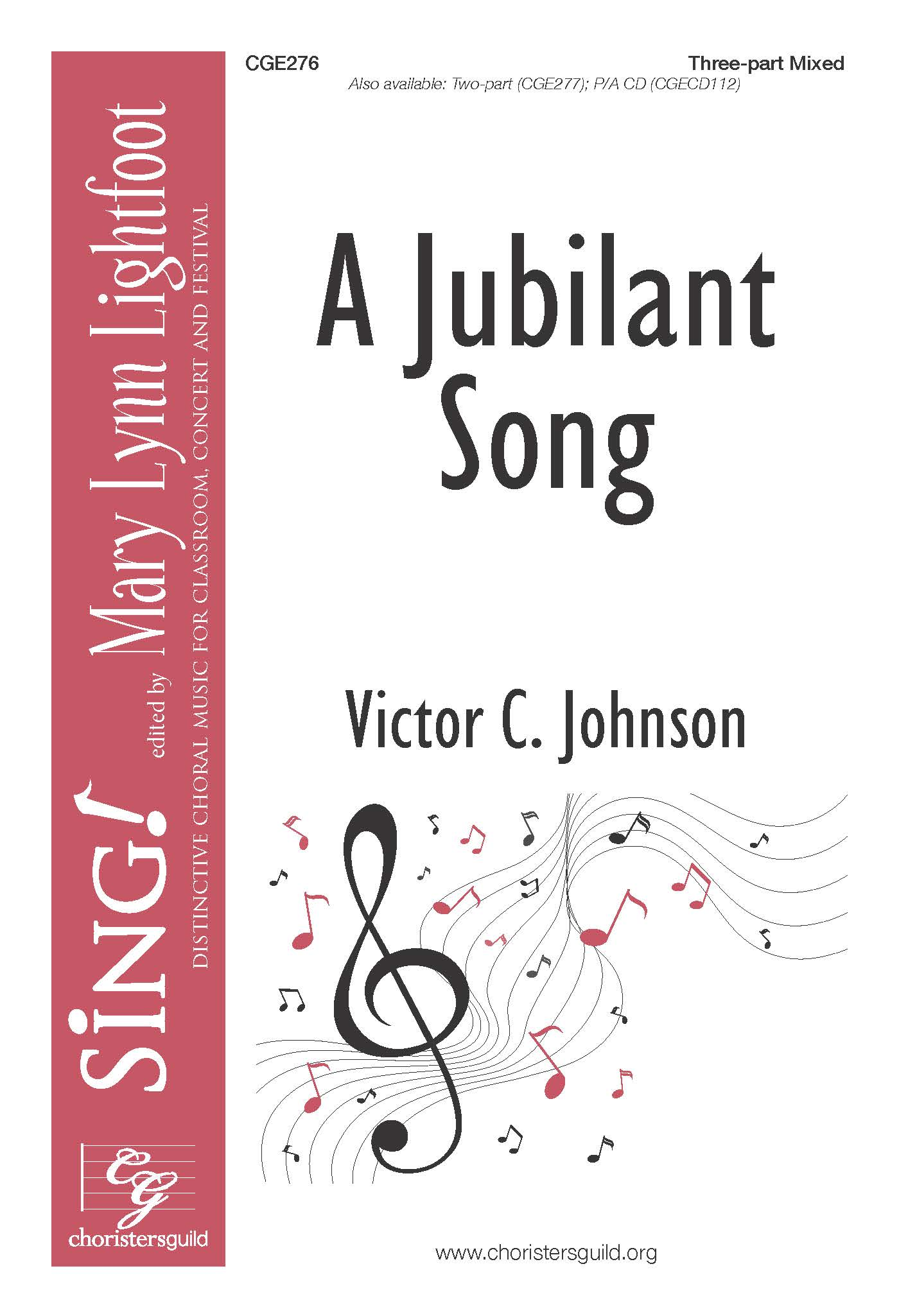 A Jubilant Song Three-part Mixed