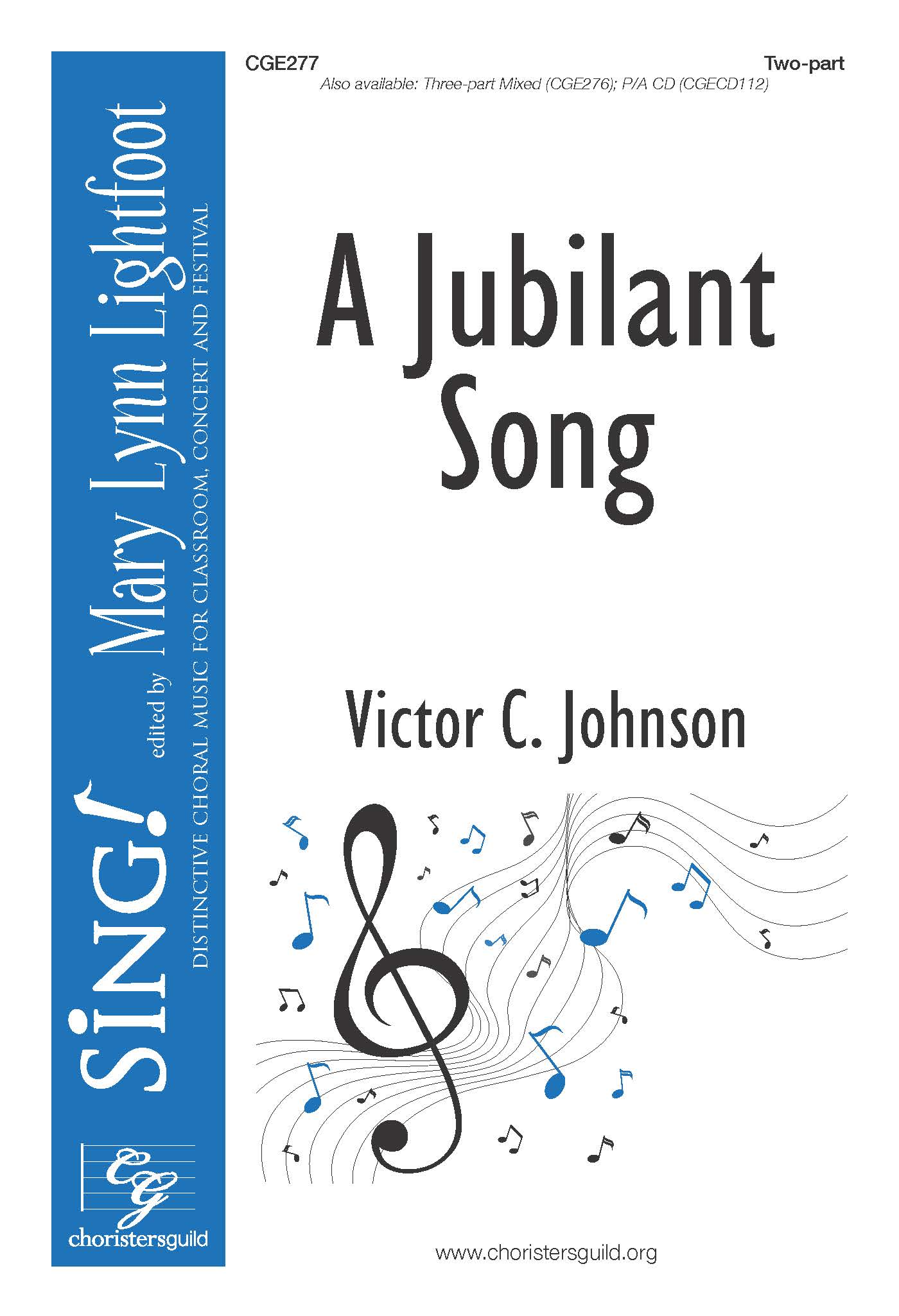 A Jubilant Song Two-part