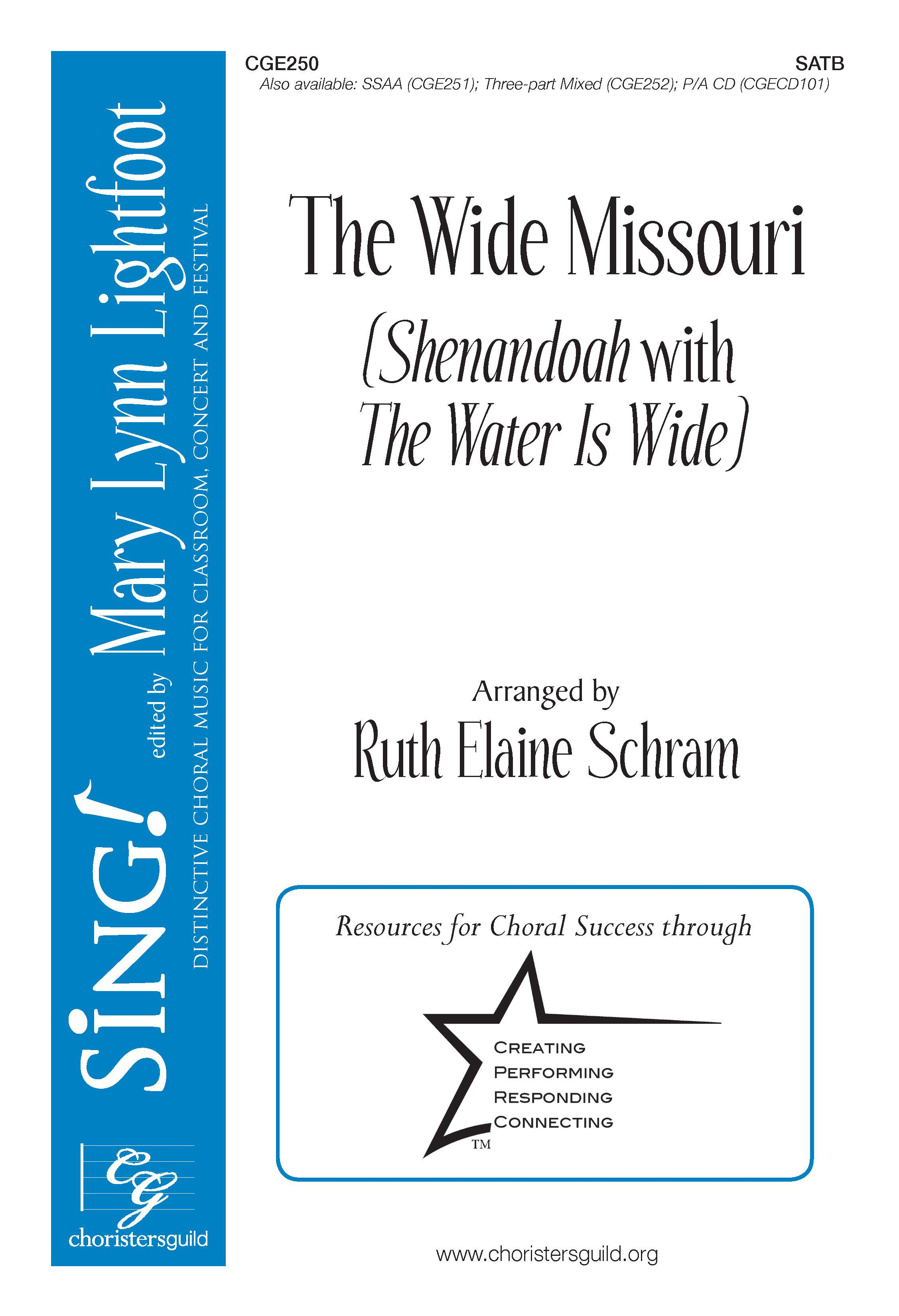 The Wide Missouri SATB