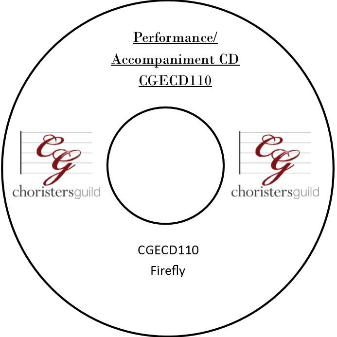 Firefly (Performance/Accompaniment CD)