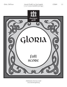 Gloria (Full Score)