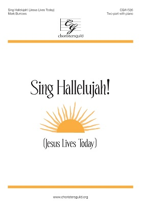 Sing Hallelujah! Accompaniment Track