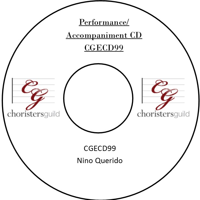 Nino Querido (Performance/Accompaniment CD)