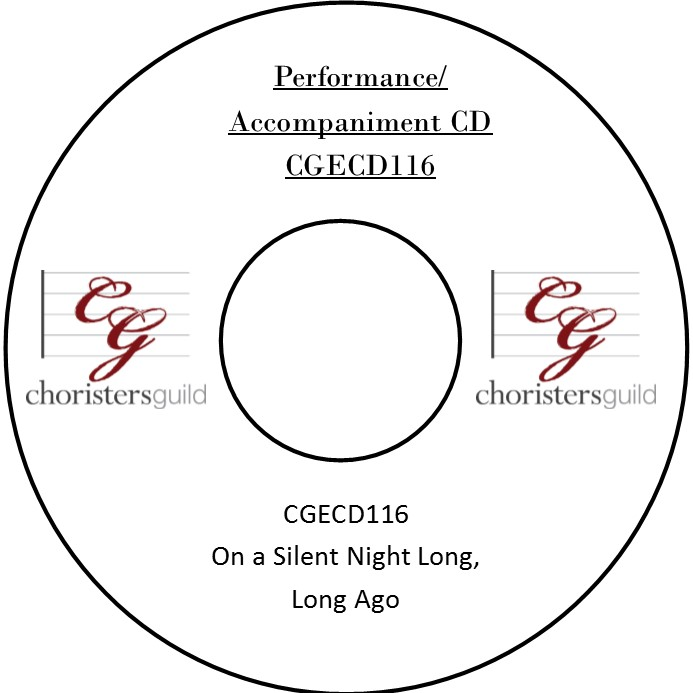 On a Silent Night Long, Long Ago (Performance/Accompaniment CD)