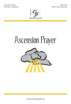 Ascension Prayer