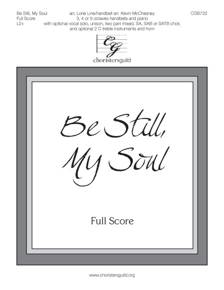 Be Still, My Soul - Full Score