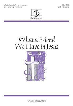 What a Friend We Have in Jesus Accompaniment Track