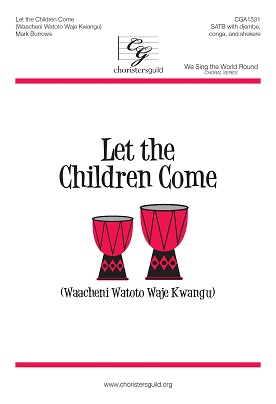 Let the Children Come Accompaniment Track
