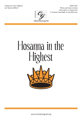 Hosanna in the Highest Accompaniment Track