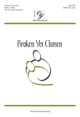 Broken Yet Chosen (Accompaniment Track)