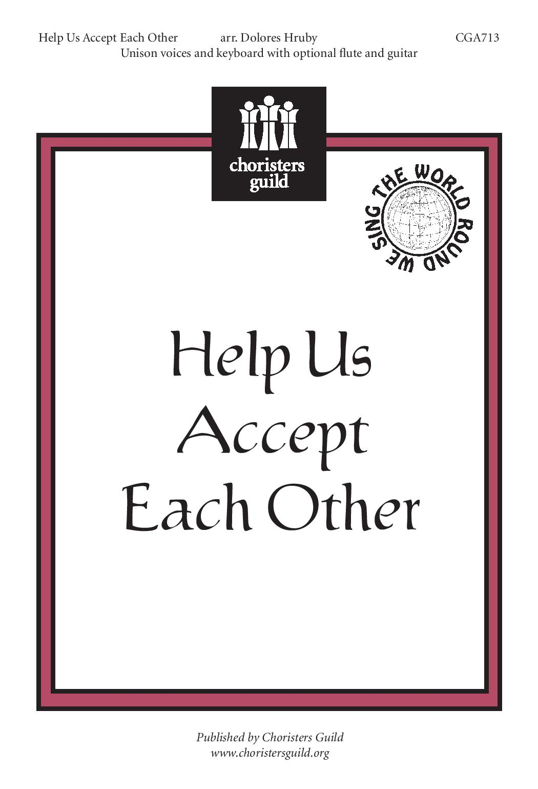 how to accept help from a counsellor