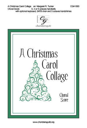 A Christmas Carol Collage - Choral Score