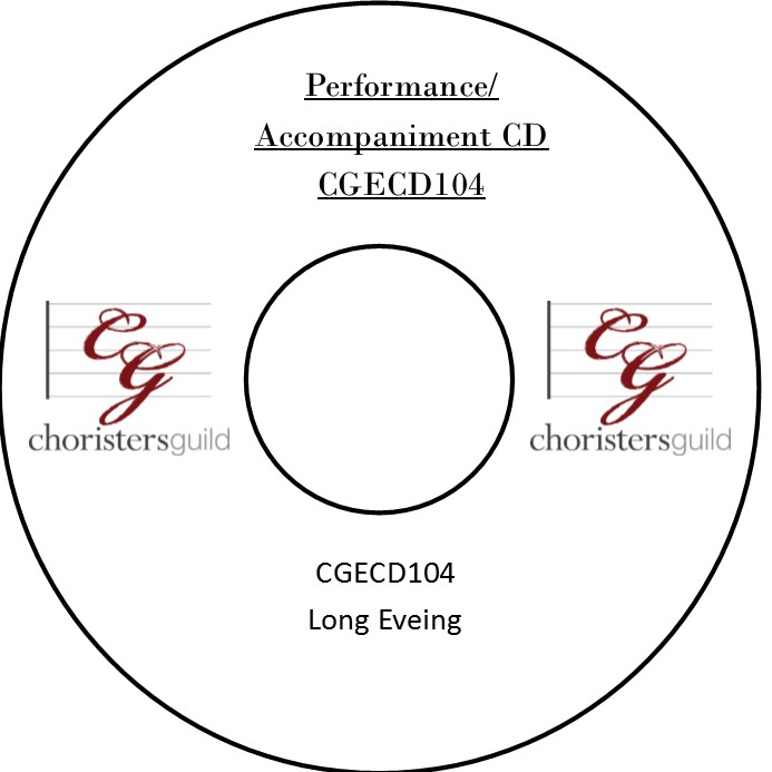 Lovely Evening (Performance/Accompaniment CD)