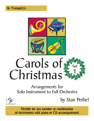 Carols of Christmas, Set 1 - Bb Trumpet(s)