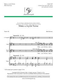 Make a Joyful Noise - Audio Download