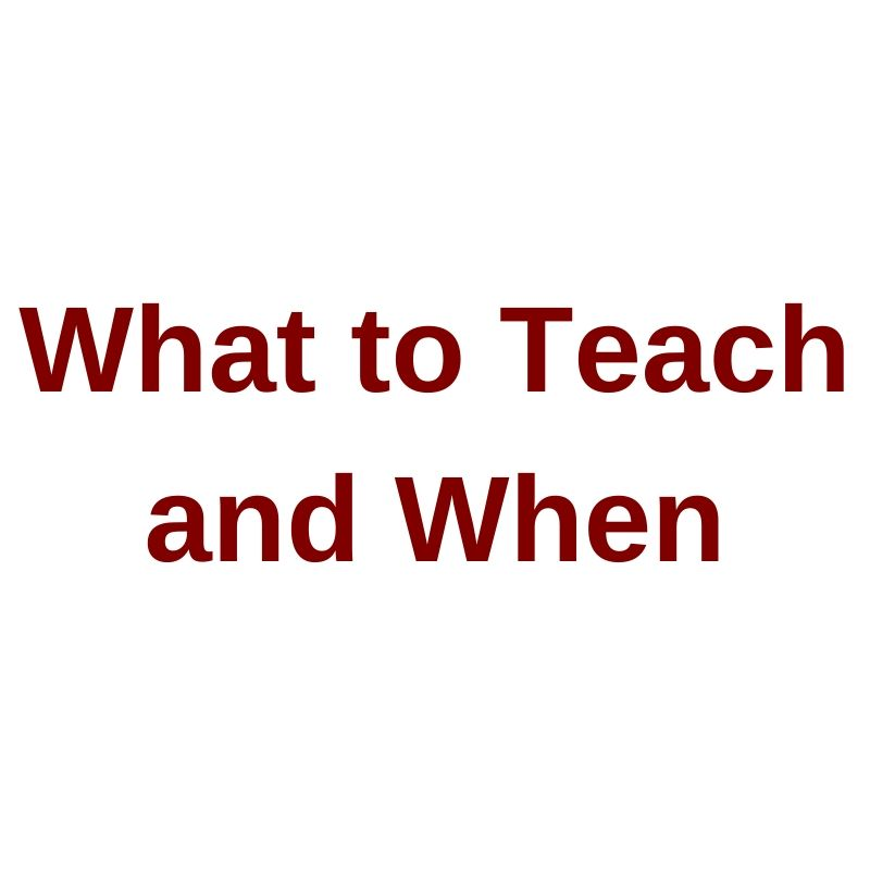 Susan Eernisse Webinar 2016 What to Teach, When Video on Demand
