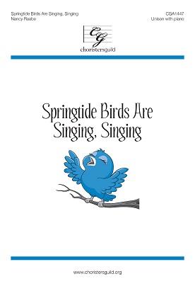 Springtide Birds Are Singing, Singing Audio Download