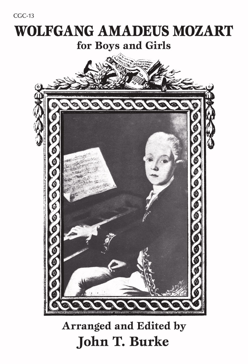 Wolfgang Amadeus Mozart for Boys and Girls