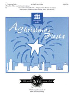 A Christmas Fiesta (Handbell Score)