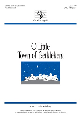 O Little Town of Bethlehem (Accompaniment Track)