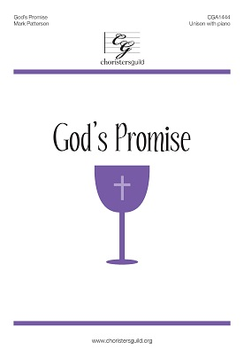 God's Promise Accompaniment Track
