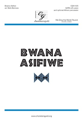 Bwana Asifiwe Accompaniment Track