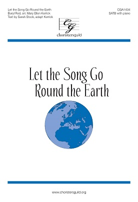 Let the Song Go Round the Earth Accompaniment Track