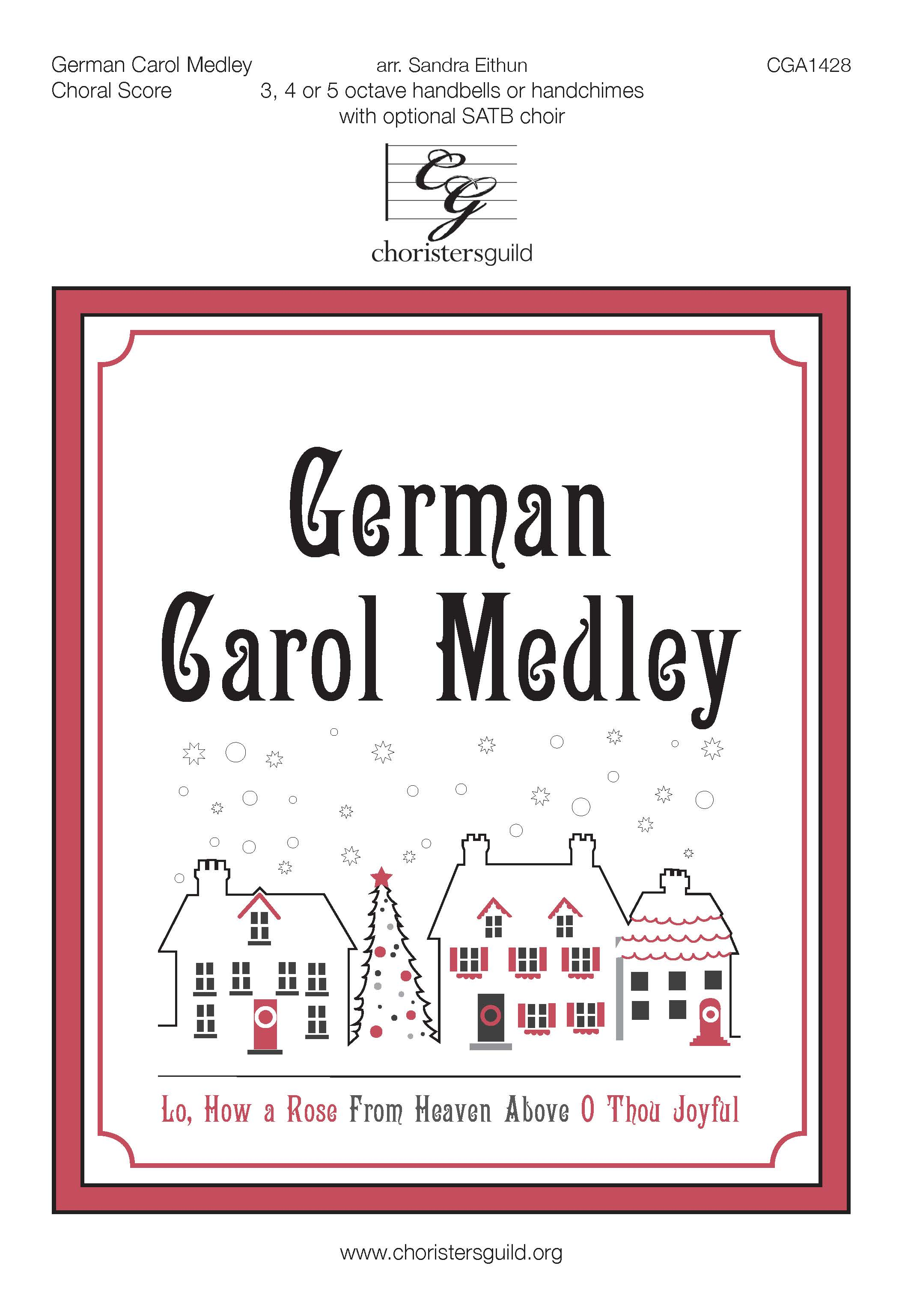 German Carol Medley Accompaniment Track