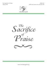The Sacrifice of Praise Accompaniment Track