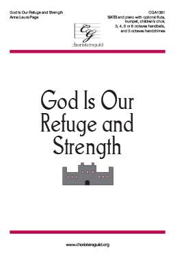God Is Our Refuge and Strength Accompaniment Track
