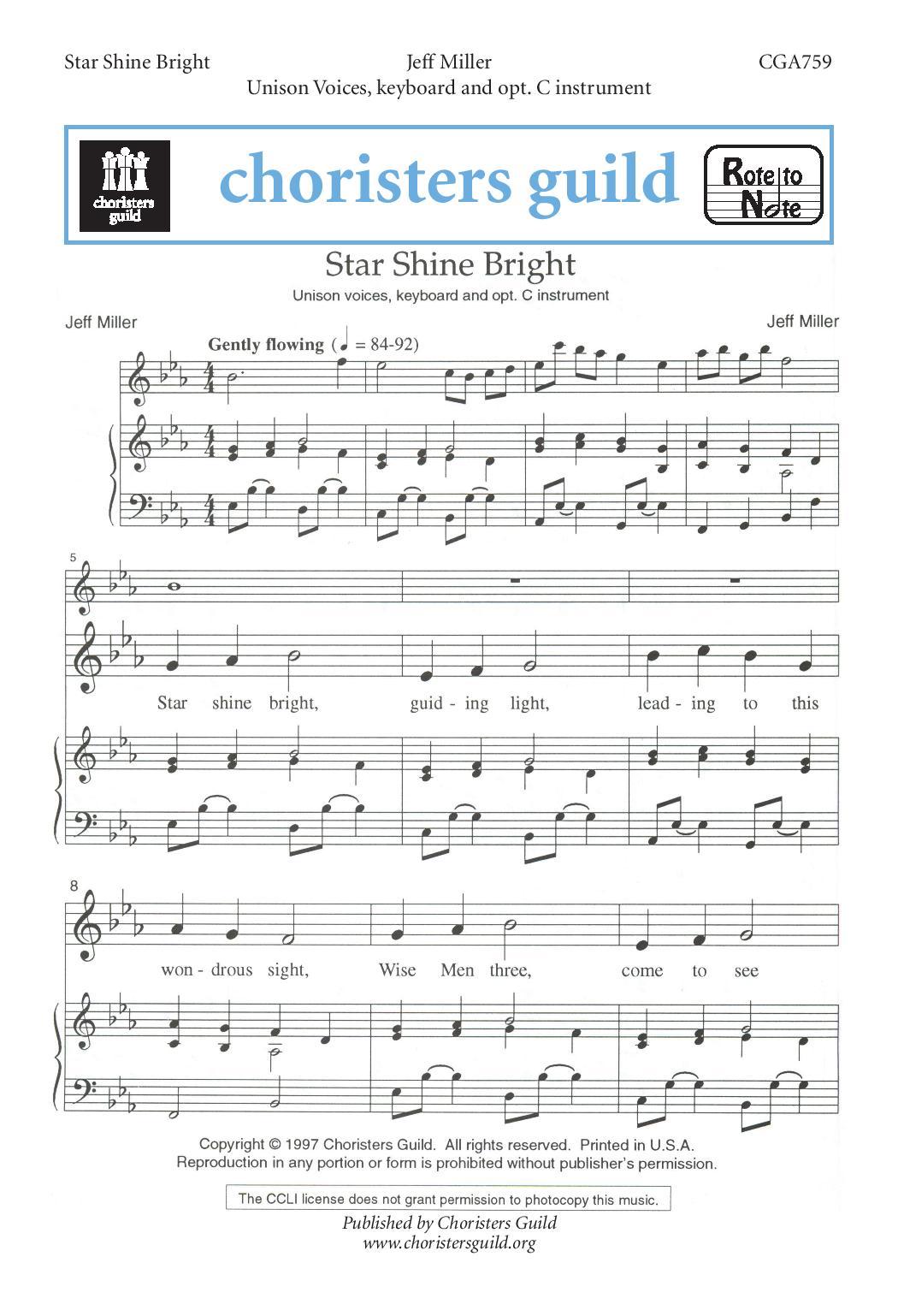 Star Shine Bright