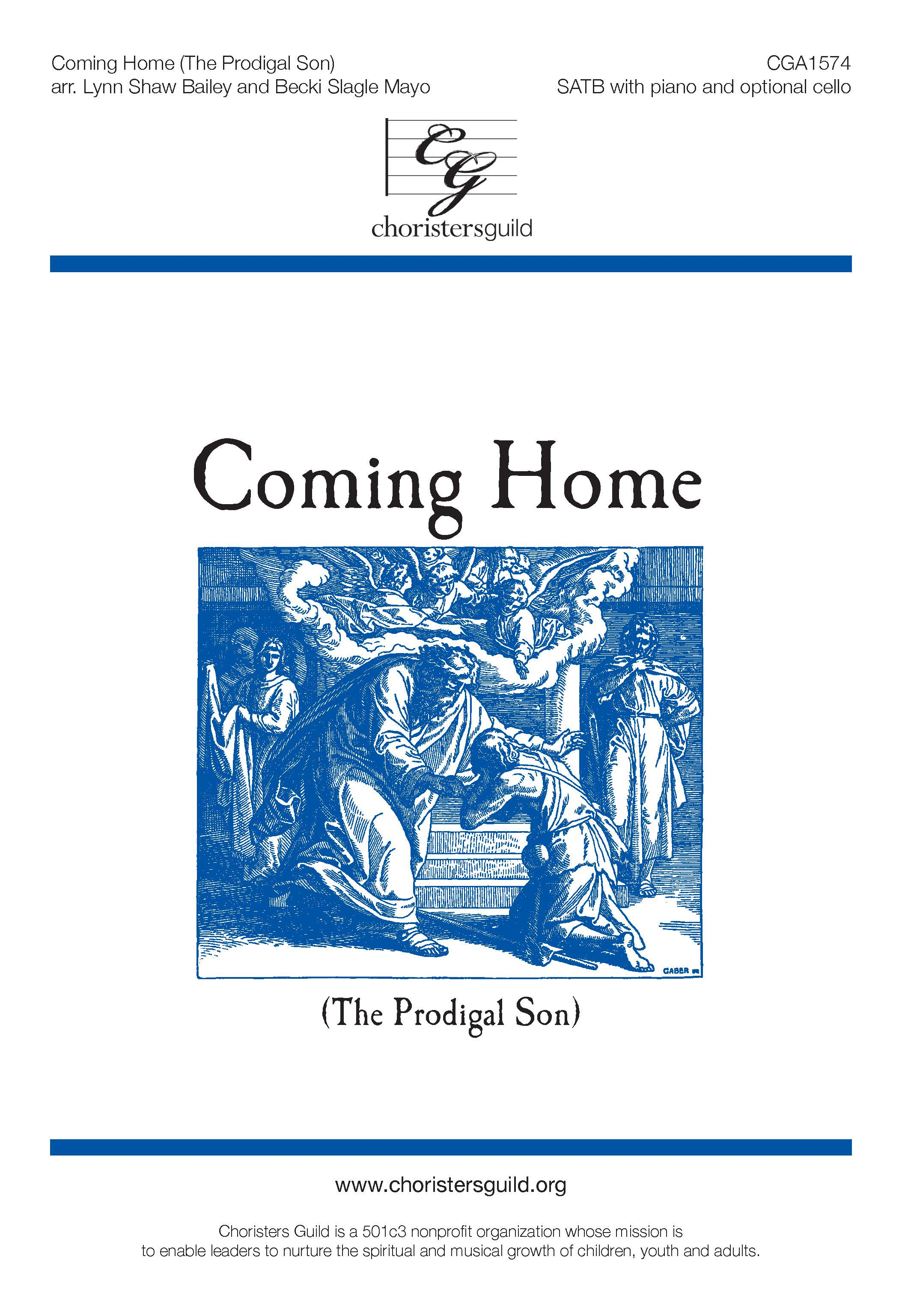 Coming Home (The Prodigal Son) SATB