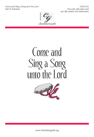 Come and Sing a Song unto the Lord Accompaniment Track