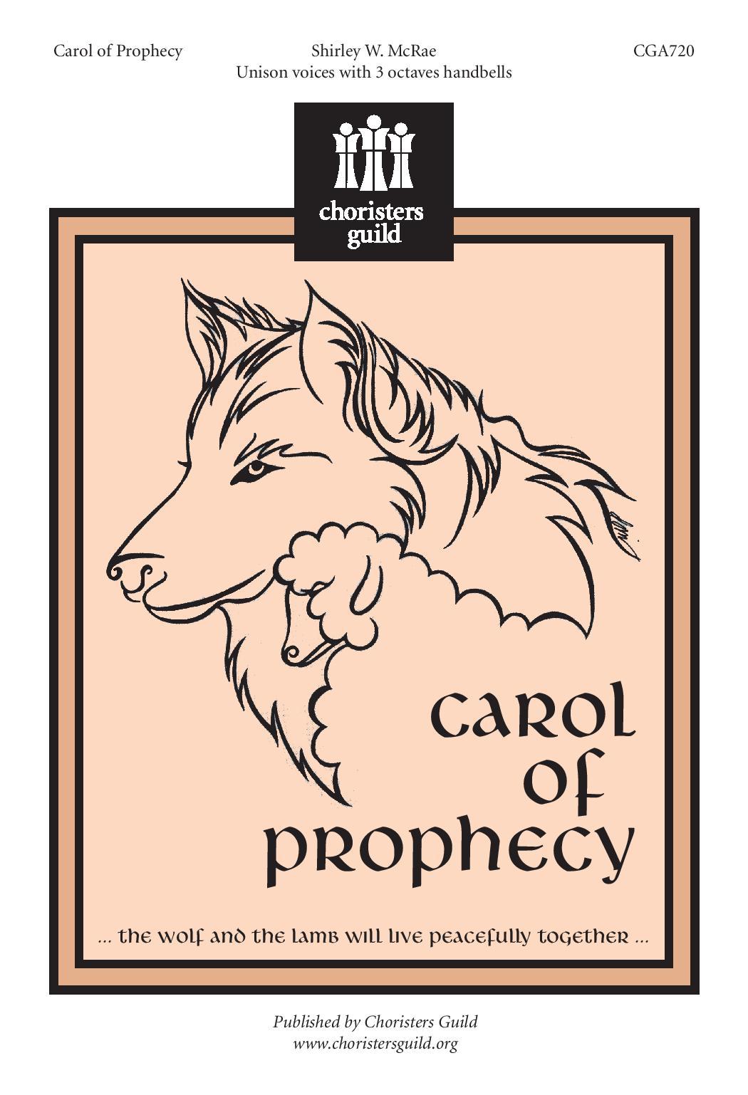 Carol of Prophecy