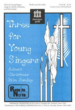 Three for Young Singers
