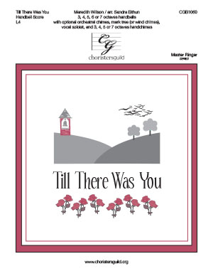 Till There Was You - Handbell Score