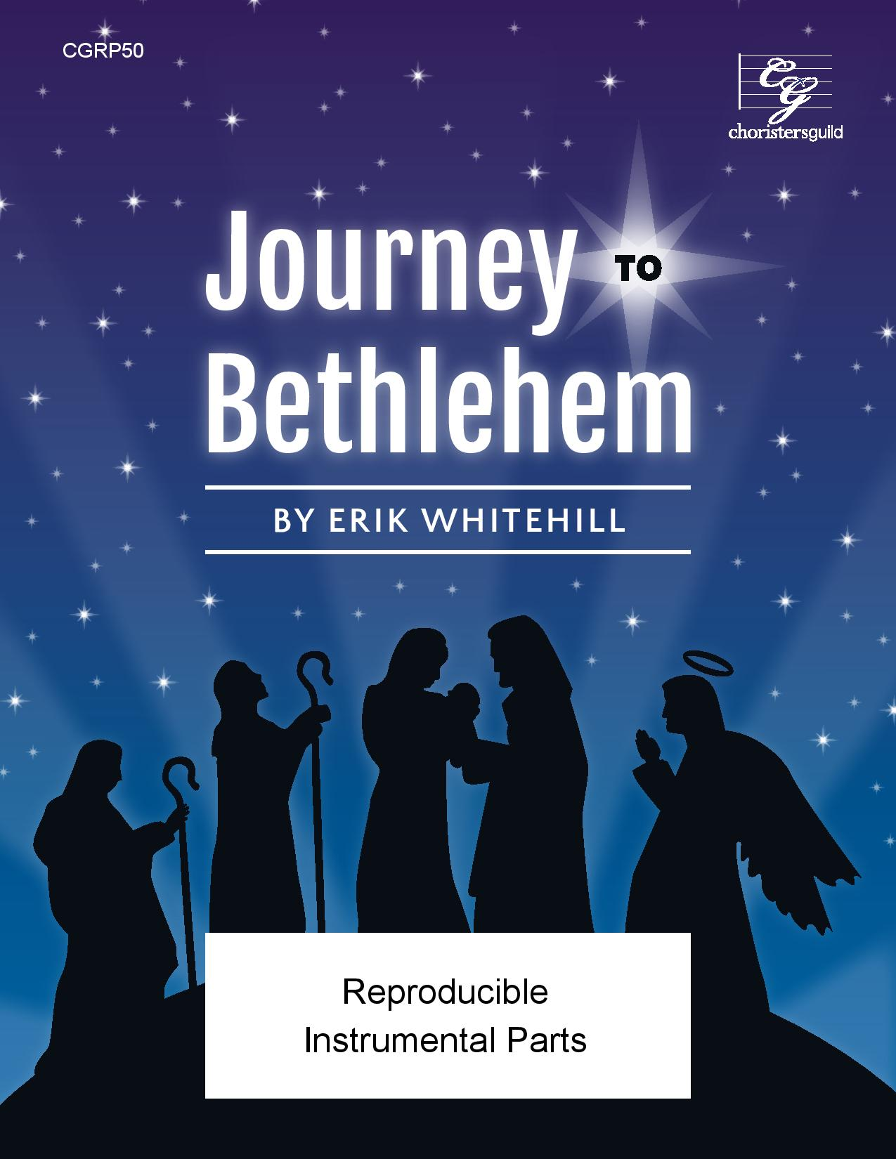 Journey to Bethlehem - Reproducible Instrumental Parts