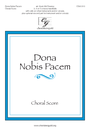 Dona Nobis Pacem - Accompaniment Track