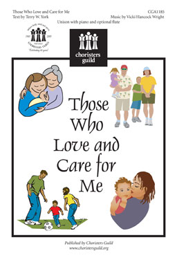 Those Who Love and Care for Me (Audio Download)