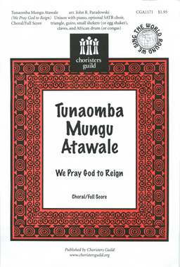Tunaomba Mungu Atawale We Pray God to Reign (Audio Download)