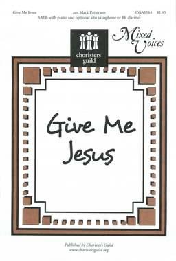 Give Me Jesus (Audio Download)