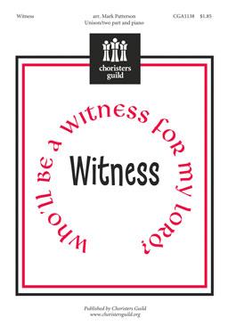 Witness (Audio Download)