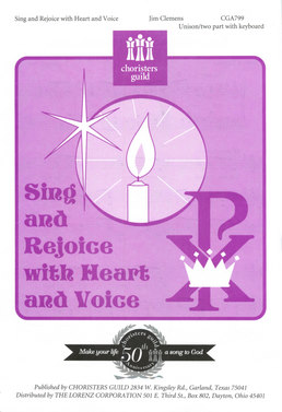 Sing and Rejoice with Heart and Voice