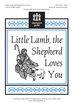 Little Lamb, the Shepherd Loves You (Audio Download)
